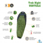 Mobile Preview: Leichtschlafsack Trek Night